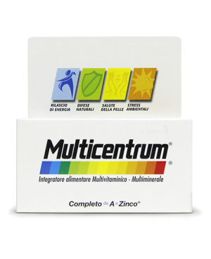 Multicentrum 60 compresse